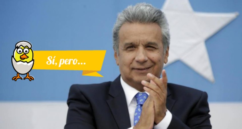 La propuesta de Lenín Moreno en realidad beneficiaría a menos del 80% de las empresas activas