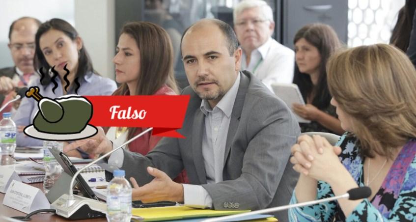 """El Asambleísta Lloret defiende frente a sus compañeros lo que considera """"la década ganada"""""""