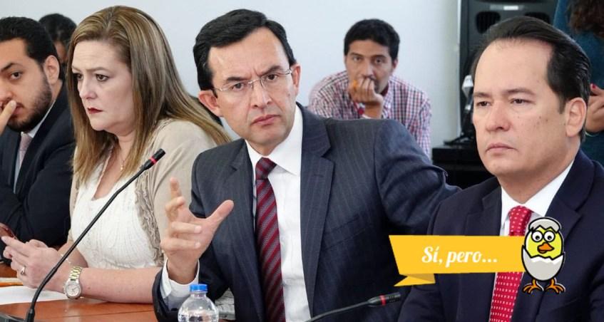 Torres se refiere a la autodepuración de la Asamblea Nacional