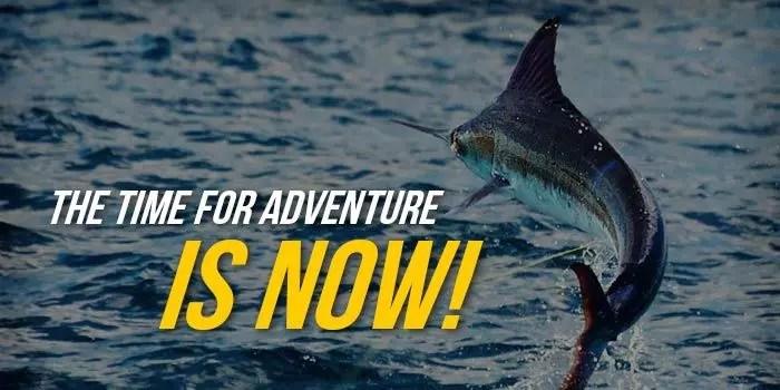 2016 – July Marlin Fishing Report