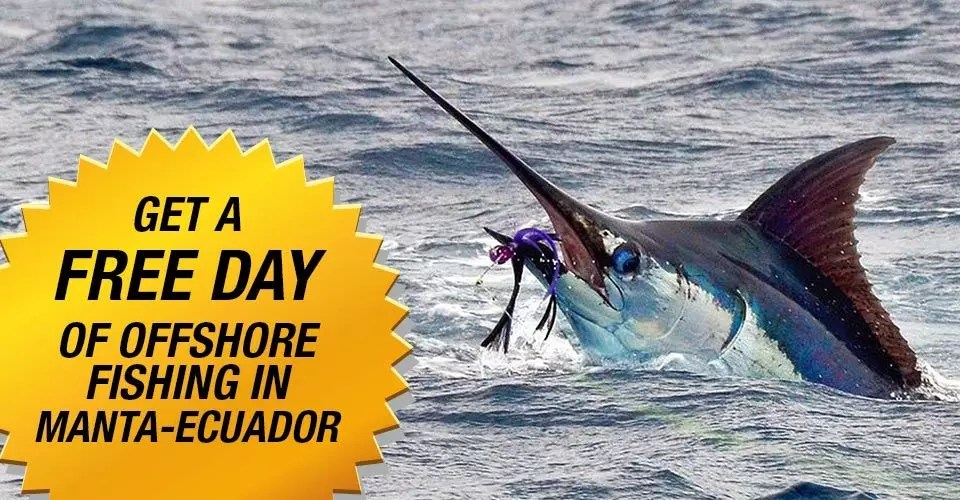 Get a Free Day of Offshore Fishing!