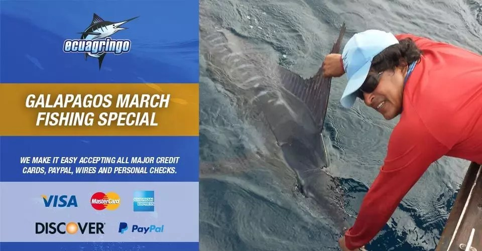 Galapagos March Fishing Special