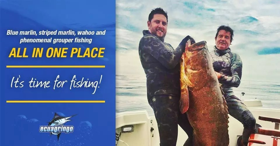 Book Your Next Fishing Trip to Manta – Ecuador
