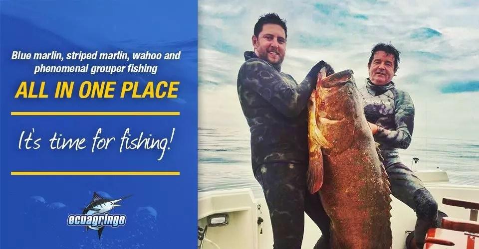 Book Your Next Fishing Trip to Manta – Ecuador