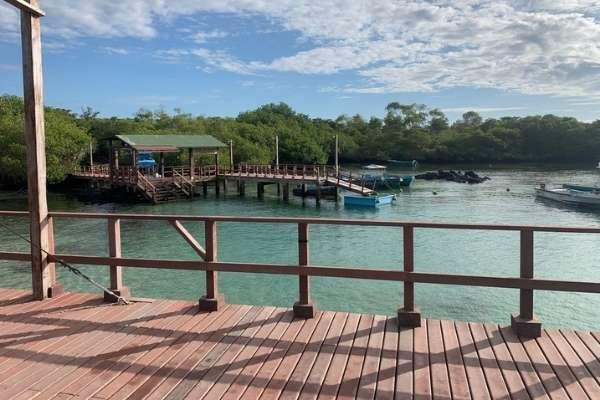 isabela island dock
