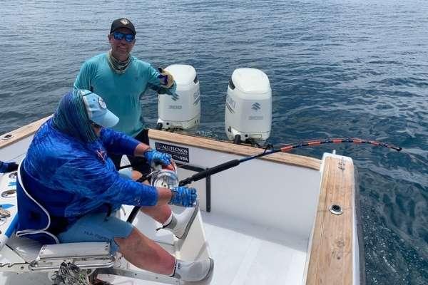 peter gelfand fishing