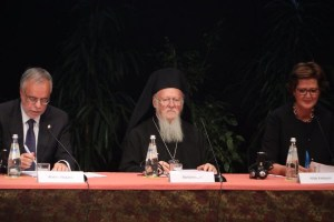 The Ecumenical Patriarch Bartholomew at the Assisi Meeting of the Community of Sant'Egidio