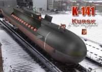 Resultado de imagen de submarino ruso kursk