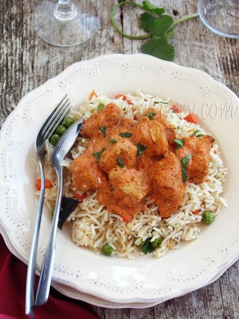 Butter Chicken/Murgh Makhani