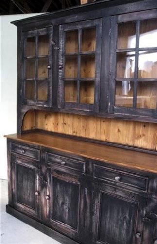 Multi Colored Rustic Furniture