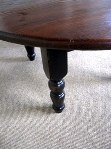 Square Coffee Table Stools Underneath