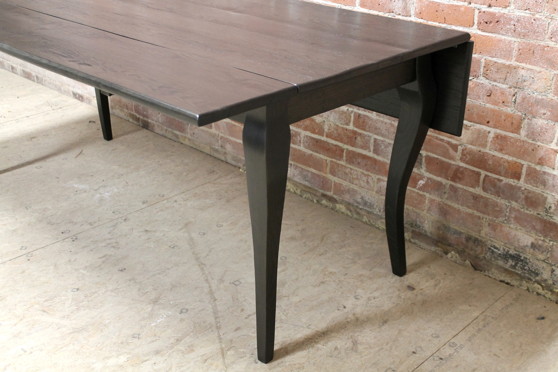 Coffee Table Zinc Top