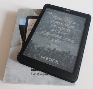 inkBOOK 8 - prezentacja