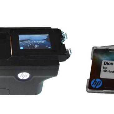 HP opracowało wyświetlacze IonTouch zasilane przez technologię E Ink