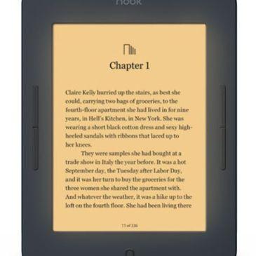Barnes & Noble wraca z nowym modelem – Nook Glowlight 3 z regulowaną temperaturą barw