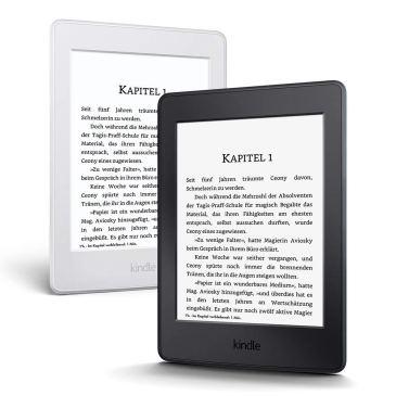 Promocje na Kindle - Paperwhite III