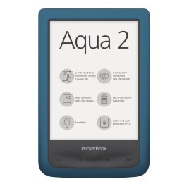 PocketBook Aqua 2 [niebieski]