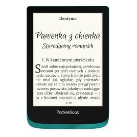 PocketBook Touch Lux 4 [szmaragdowy]