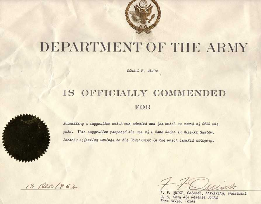 28 Images Of Military Award Template Military Award Certificate