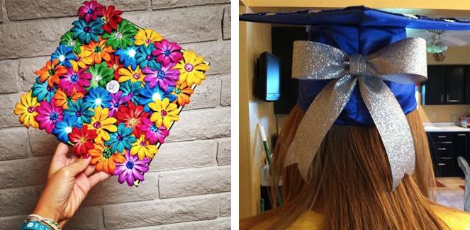 decorating your graduation cap