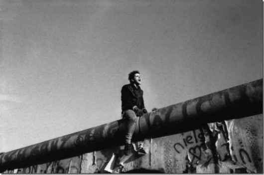 - Muro de Berlín