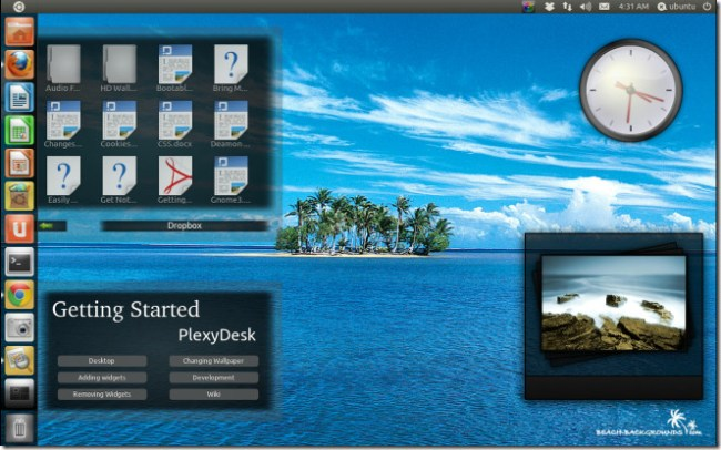 Plexy Desk