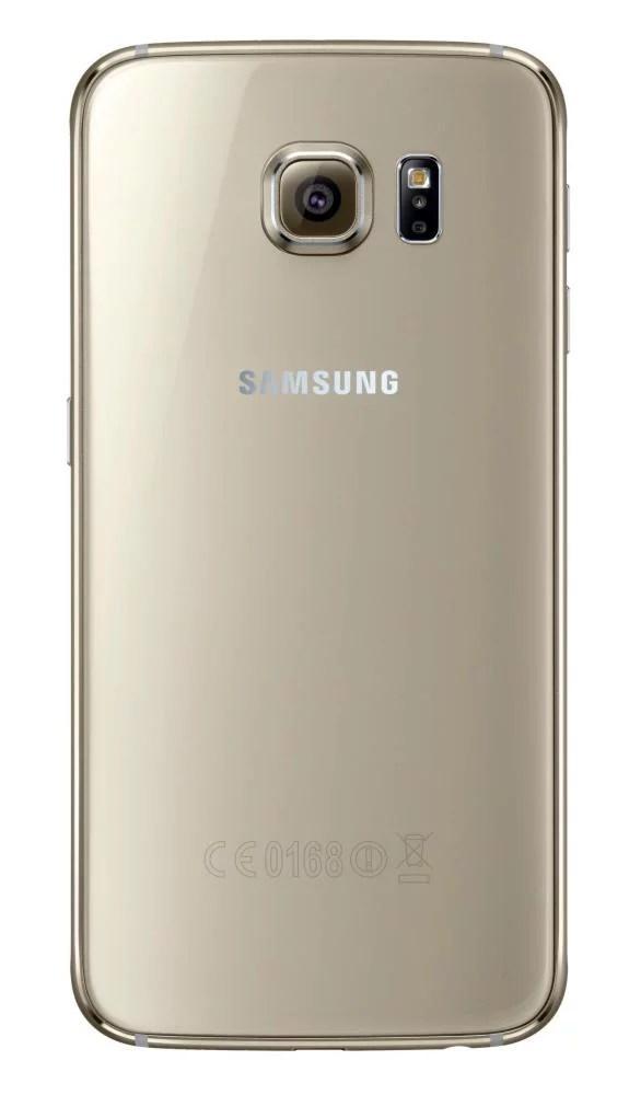 Galaxy S6 Atras