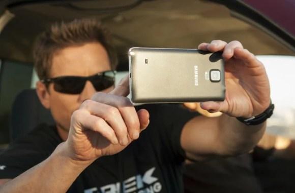 Samsung Galaxy Note 4 Cámara