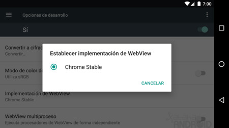 N Webview
