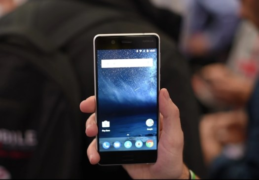Nokia 5, pantalla
