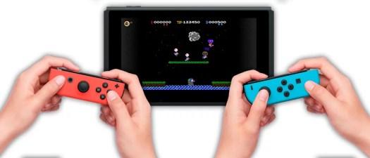 servicio online Nintendo Switch oficial catálogo NES