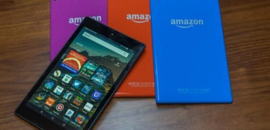 Amazon Fire HD 8 tutorial