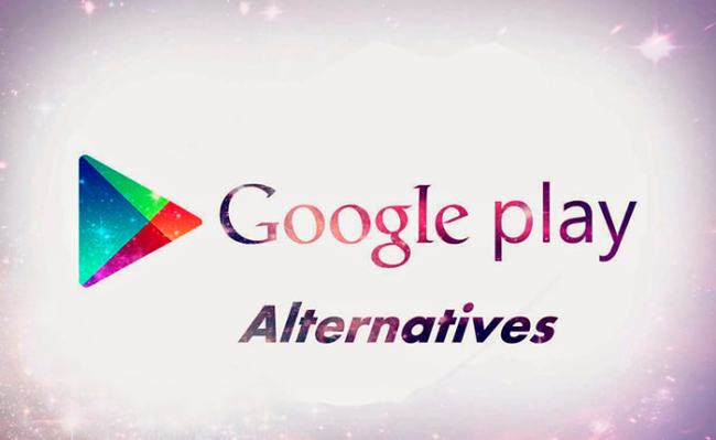 google play alternativas