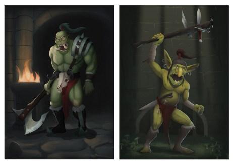 Orc-troll