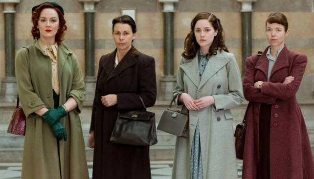The Bletchley Circle - A luta feminista continua