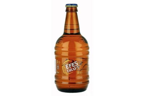 Efes Beer Draft Bottle 12x50 Cl