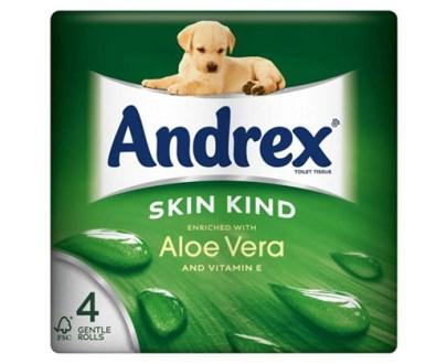 Andrex Aloe Vera £1.99 4Rollsx6