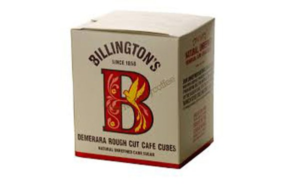 Billington'S Standard Demerara Sugar Cubes 10X500G
