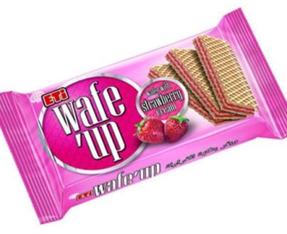 1054203 Eti Wafe Up W. Strawberry Cr 4X24X40Gr