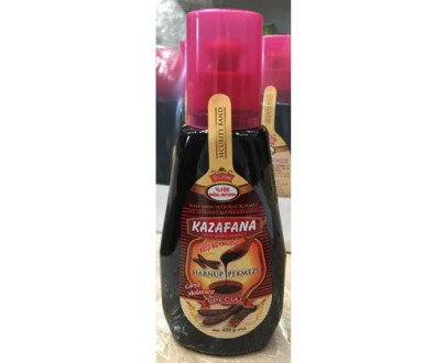KAZAFANA CAROB MOLASSES 20X400 G