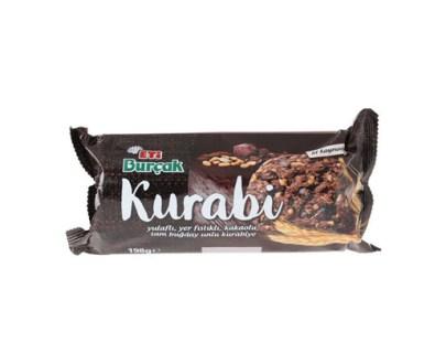 8734600 Eti Burcak Kurabi Cacao 12X198 Gr