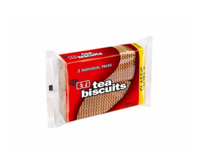 1702800 Eti Tea Biscuits 12x400gr