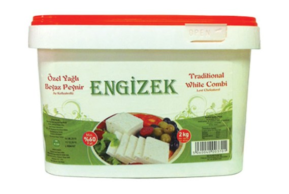 Engizek Cheese 24% 4X2Kg