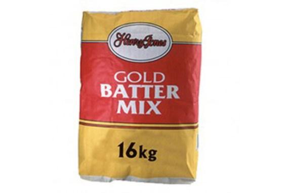Hj Battermix Gold 16K