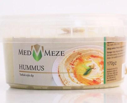 Med Meze Hummus 170gr