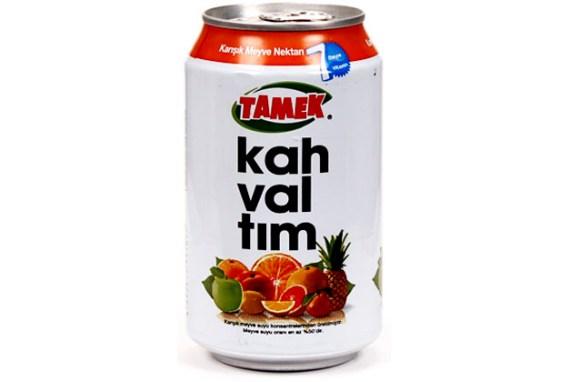 Tamek Juice 24X330Cc Mix Breakfast