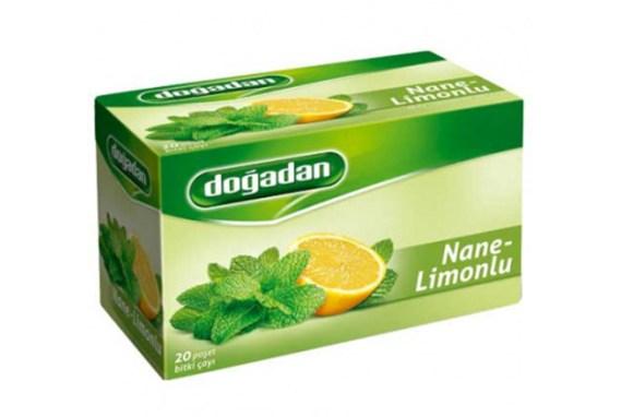 Dogadan Tea Mint Lemon 12X20