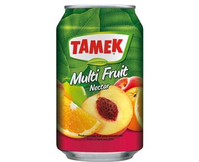 Tamek Juice 24X330Cc Mix Nectar