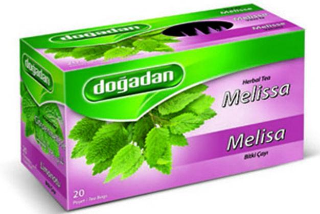 Dogadan Tea Melissa 12×20