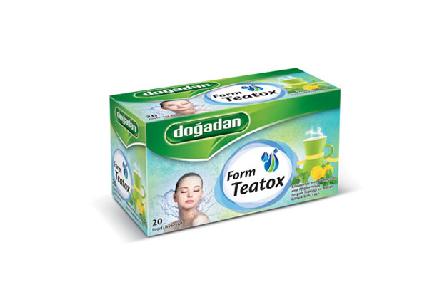 DOGADAN TEA FORM (TEATOX) NETTLE & MINT 12X20